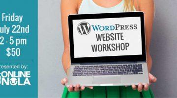 Wordpress-website-workshop-7-22