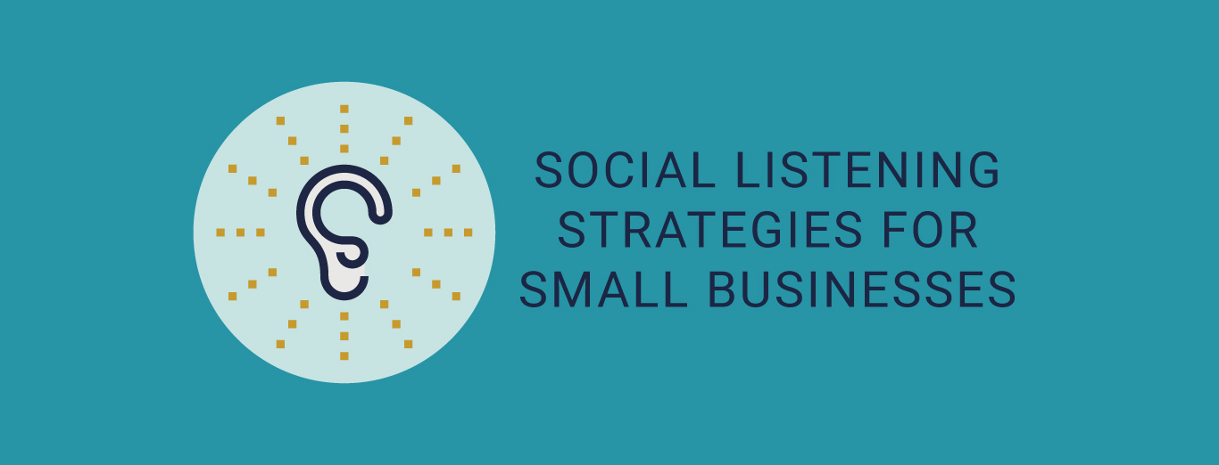 social listening strategy for small business
