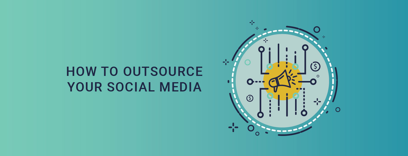 when to outsource social media